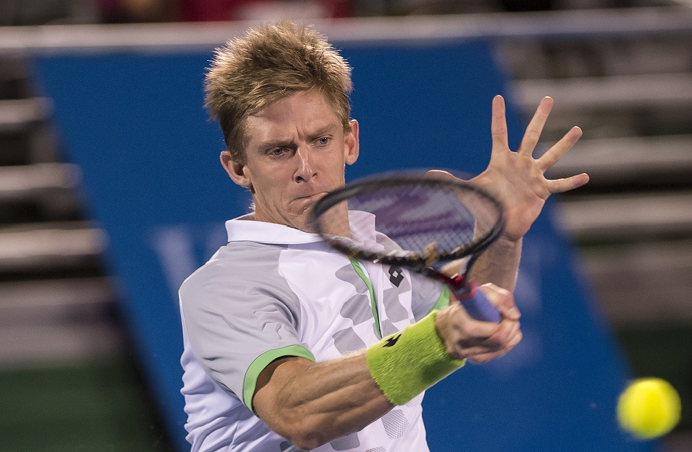 Tennis - 2015 ATP World Tour 250 - The Delray Beach Open by The Venetian Las Vegas - Delray Beach, U.S.A - Day 3 - Wednesday 18 February 2015