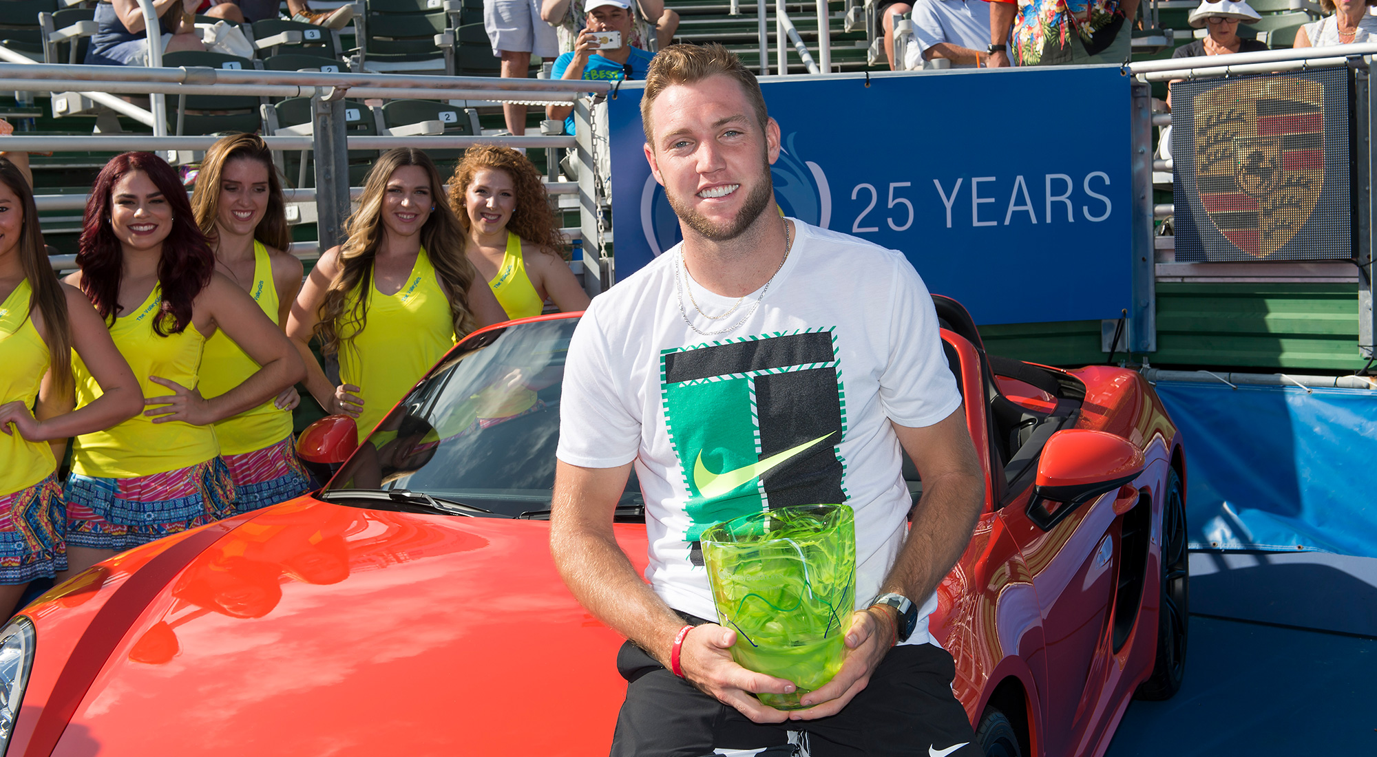Images Of Jack Sock Title Win At Delray Beach
