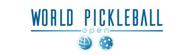 Logo World Pickelball Open