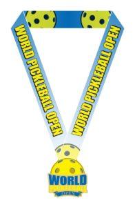 Medal World Pickelball Open