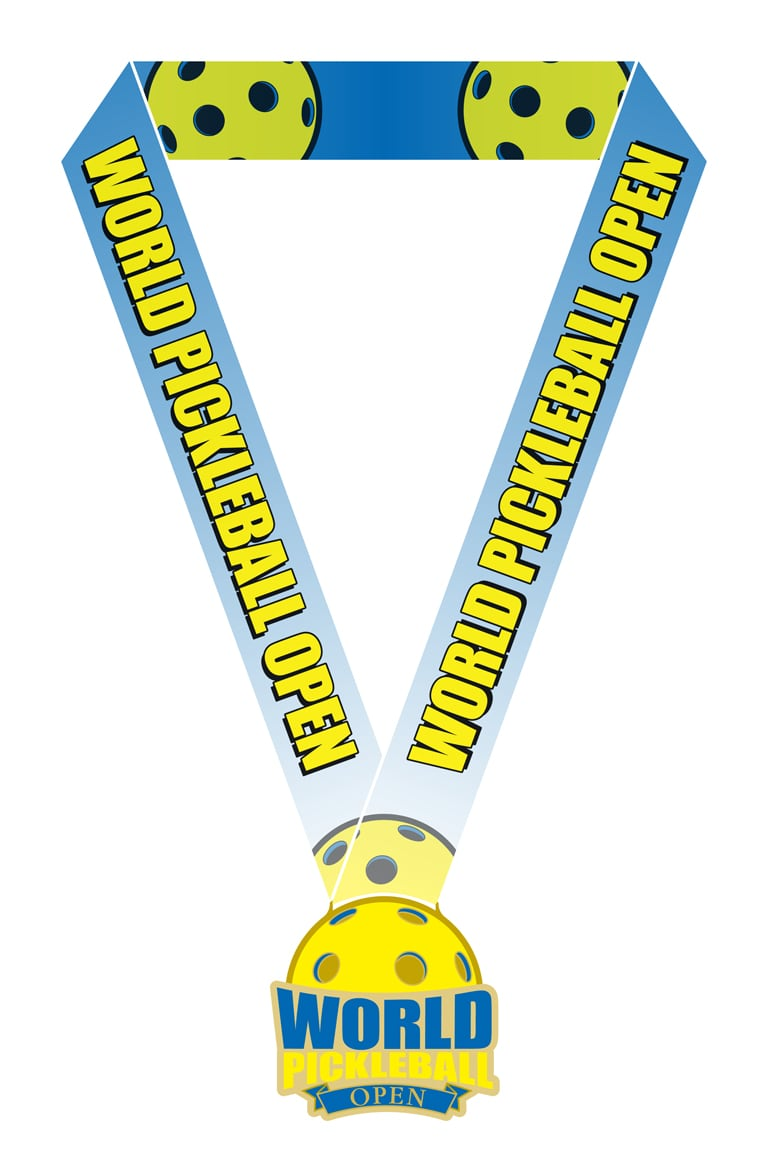 Medal World Pickelball Open