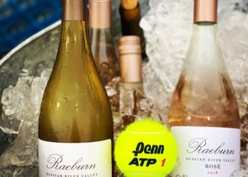 Raeburn Bottle with Tennis Ball