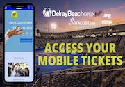 ACCESS YOUR MOBILE TICKETS ONLINE